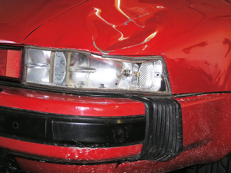 911 Unfallreparatur 1
