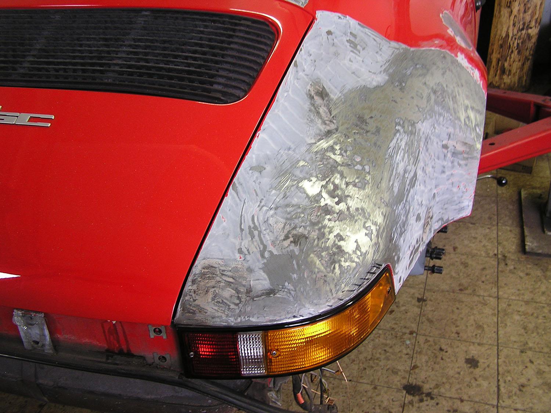 911 Unfallreparatur 2